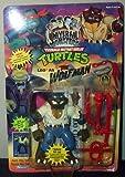"""Teenage Mutant Ninja Turtles Leo as the Wolfman 4.5"""" Action Figure"""