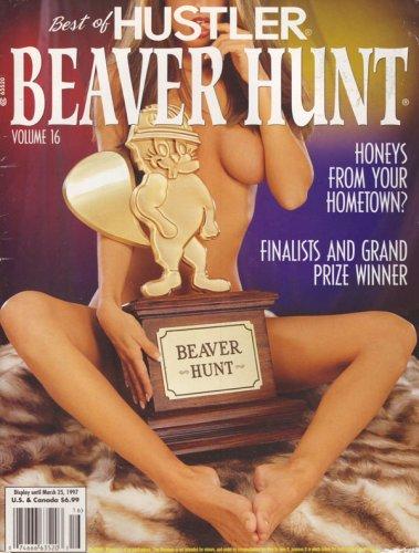 Hustler online beaver hunt finalist