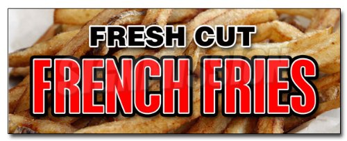 12-fresh-cut-french-fries-decal-sticker-frys-crispy-potato-made-chips-steak