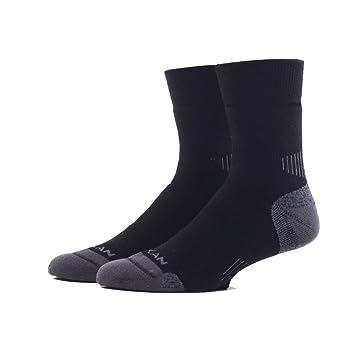 Calcetines Térmicos de Esquí de Terry, Adecuado para Todos los Deportes de Invierno,para Hombre, Mujer. (Negro, 39-43): Amazon.es: Deportes y aire libre