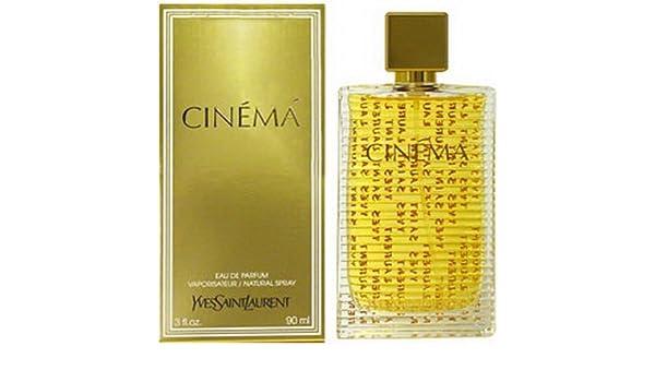 Amazoncom Cinema Yves St Laurent Eau De Parfum 16 Oz Personal