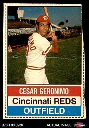 Amazoncom 1976 Hostess 150 Cesar Geronimo Cincinnati
