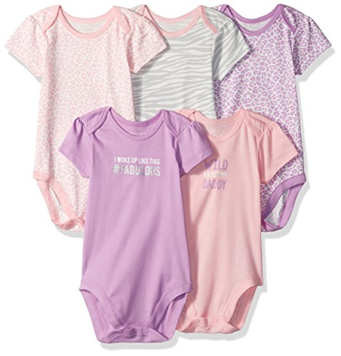 Childrens Place Baby Girls Printed Bodysuits product image