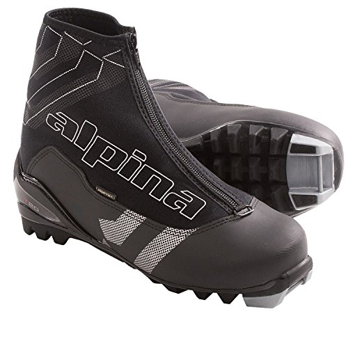 Skate Womens Ski Boots (Alpina T20 Cross-Country Ski Touring Boots with NNN Sole, Size 40 (US Women's 8))