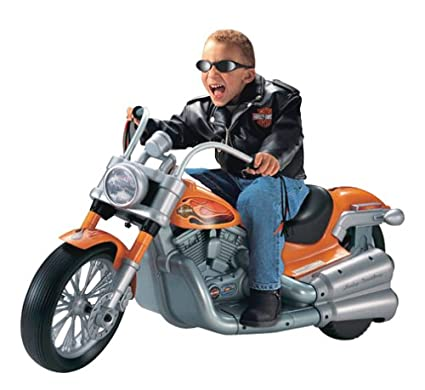 2f9978818 Amazon.com  None Harley-Davidson Cruiser Ride-On  Toys   Games