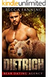 Dietrich (Bear Shifter Dating Agency Romance) (Bear Dating Agency Book 1)