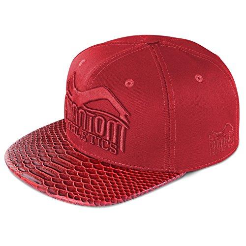 para de Talla rojo Athletics hombre única Gorra rojo Phantom béisbol EqIgIa