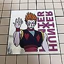 HUNTER×HUNTER ヒソカ ドッキリテクスチャーシール ハンターハンター
