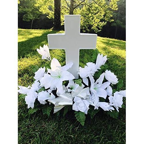 Grave Decorations Memorials Amazon Com