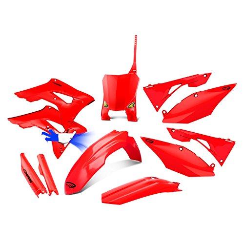 Cycra Plastic Kit (Cycra Complete Powerflow Kit Honda)