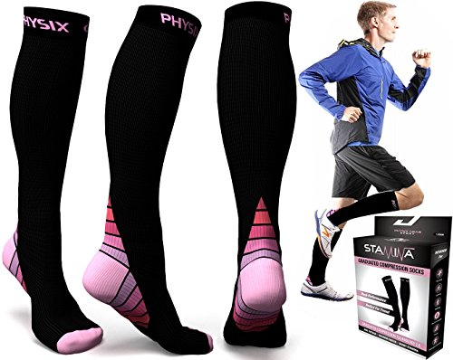 compression-socks-for-men-women-best-graduated-athletic-fit-for-running-nurses-shin-splints-flight-t