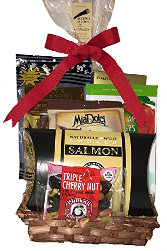 (Seattle Snacks Gift Basket)