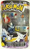 Pokemon Black and White: 2 Figurine Pack - Thundurus Vs Rotom