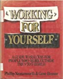 Working for Yourself, Phillip Namanworth and G. Busnar, 0070093474