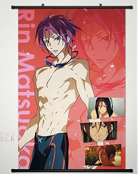 Amazon Com Free Iwatobi Swim Club Wall Scroll Poster Fabric Painting For Anime Rin Matsuoka 078 S Posters Prints Free music streaming for any time, place, or mood. iwatobi swim club wall scroll poster