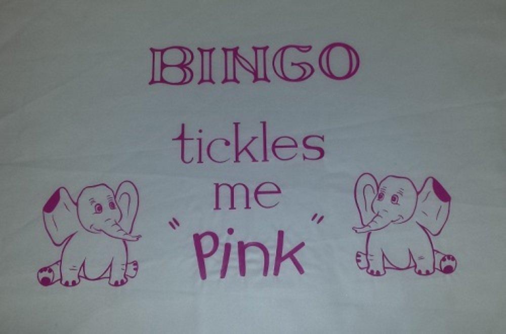 直営店に限定 BINGO Dauberマット( B00PBVGLQA Dauberマット( Bingo Tickles BINGO Meピンク) B00PBVGLQA, ラブエンバシー:57d9000b --- vietnox.com