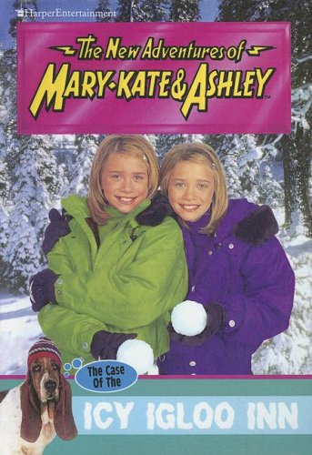 (Case of the Icy Igloo Inn (New Adventures of Mary-kate & Ashley))