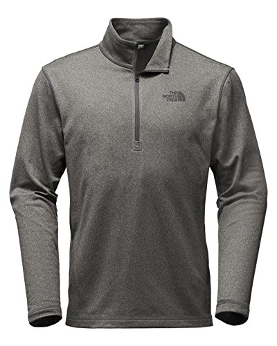 The North Face Men's Tech Glacier 1/4 Zip Fleece TNF Medium Grey Heather XL by The North Face