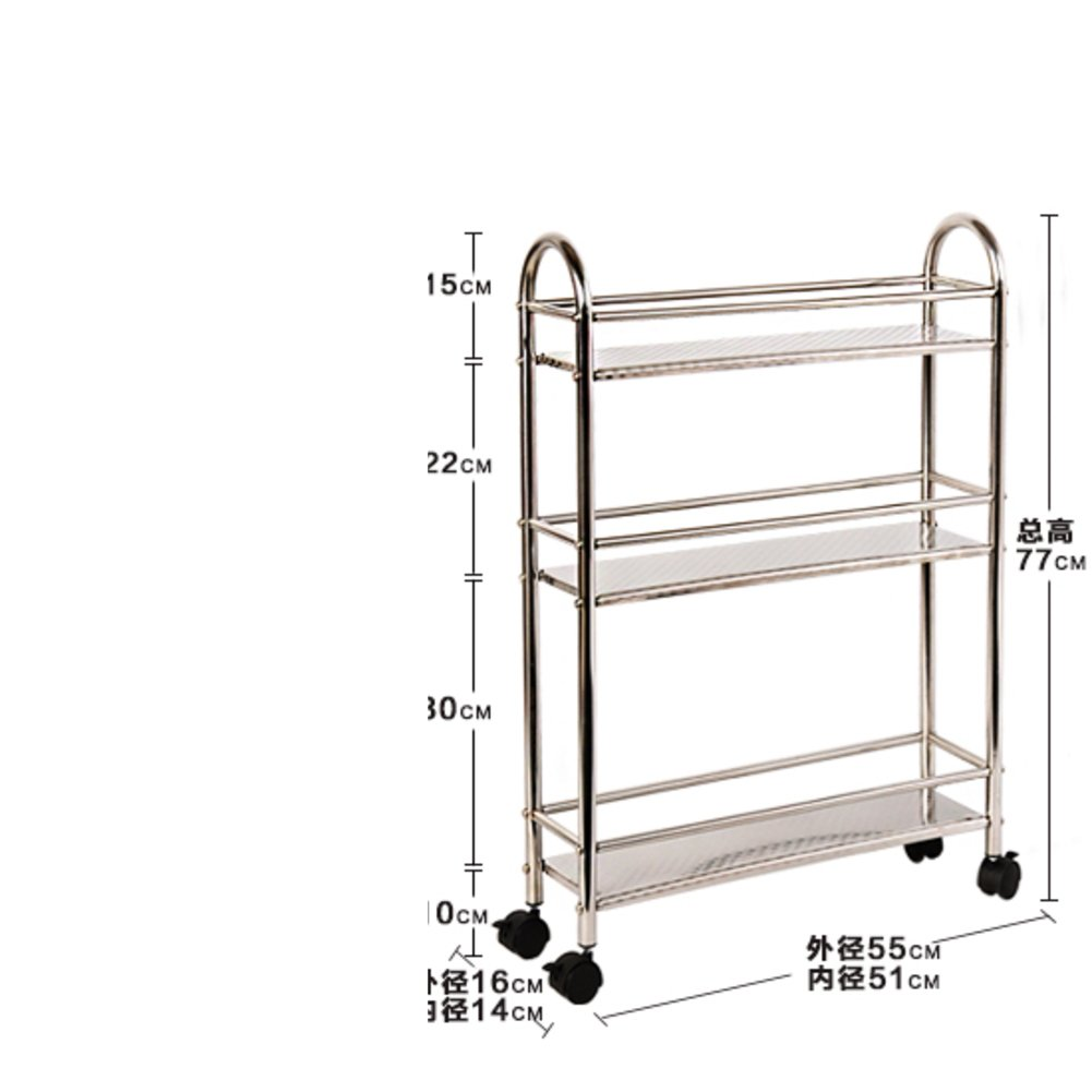 high-quality kitchen/Stainless steel racks/Floor stand/storage rack ...