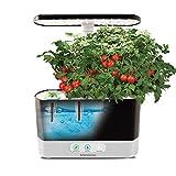 AeroGarden Black Harvest Indoor Hydroponic Garden