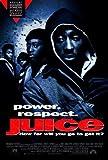 "Juice Movie Poster (27 x 40 Inches - 69cm x 102cm) (1992) -(Omar Epps)(Jermaine ""Huggy"" Hopkins)(Tupac Shakur)(Khalil Kain)(Cindy Herron)(Vincent Laresca)"
