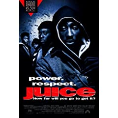 JUICE Starring Tupac Shakur arrives on Blu-ray and DVD June 6 and Digital HD June 13 from Paramount