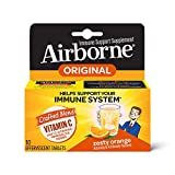 Vitamin C 1000mg - Airborne Zesty Orange