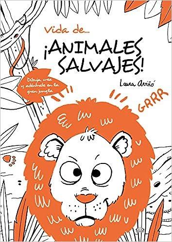 VIDA DE ANIMALES SALVAJES