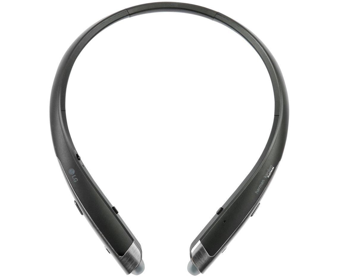 LG TONE PLATINUM HBS-1100 - Premium Wireless Stereo Headset - Black