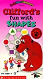 Cliffords Fun With Shapes [VHS]