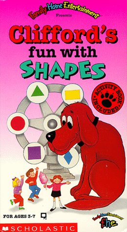 Clifford's Fun With Shapes -