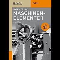 Maschinenelemente 1 (De Gruyter Studium)