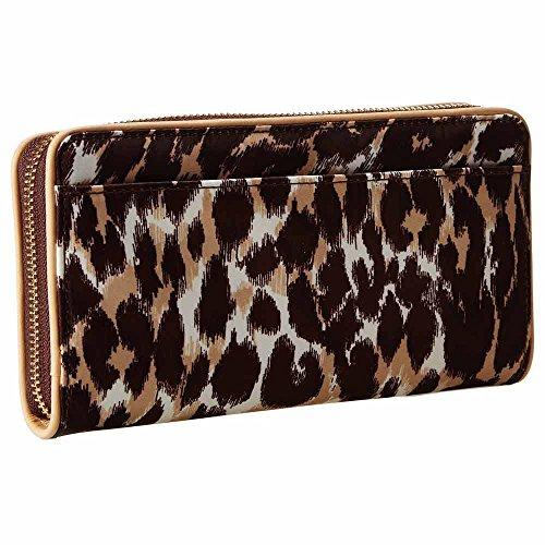 kate spade, Poschette giorno donna multicolore leopardo