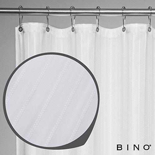 BINO 'Newport' Fabric Shower Curtain - 70