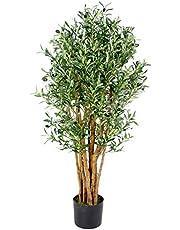 Leaf - Árbol de Olivo Artificial (125 cm)