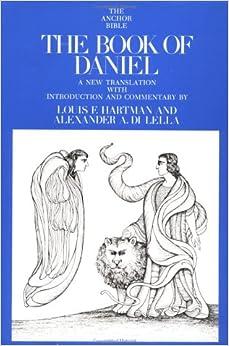 Book of Daniel: 23 (Anchor Bible)