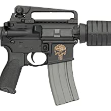 AR15 / Airsoft Lower Decal Kit - Punisher Inspired for Magwell