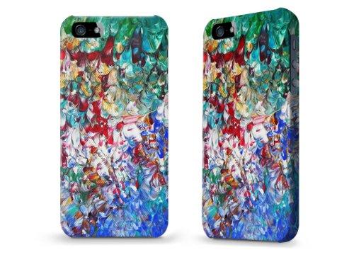 """Hülle / Case / Cover für iPhone 5 und 5s - """"Macro 36"""" von Gela Behrmann"""