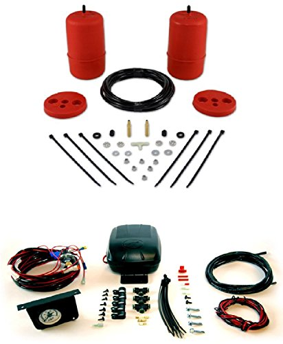 Air Lift 60774 25592 Set of Rear 1000 Series with Load Controller II Compressor Kit for Scion xB Nissan Murano