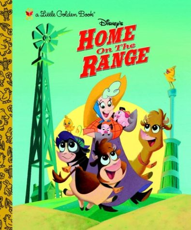 Download Home on the Range (Little Golden Book) PDF