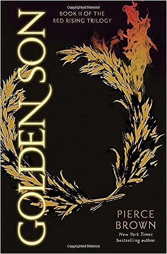 Captivating Golden Son: Book 2 Of The Red Rising Saga Red Rising Series, Band 2:  Amazon.de: Pierce Brown: Fremdsprachige Bücher