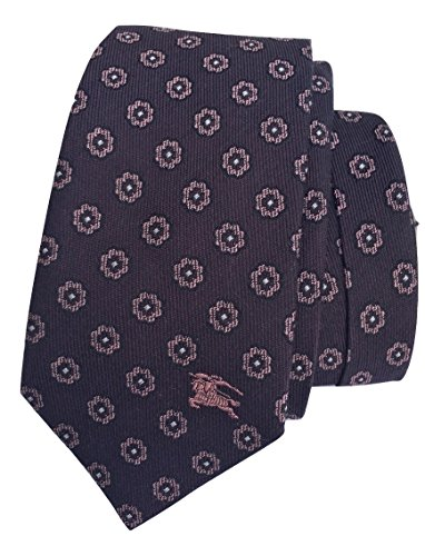burberry ties for men brown - 7