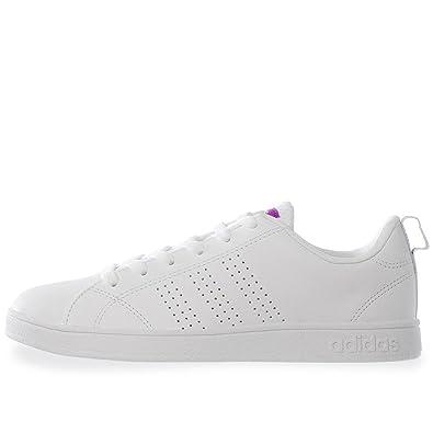 zapatos adidas blancos de mujer