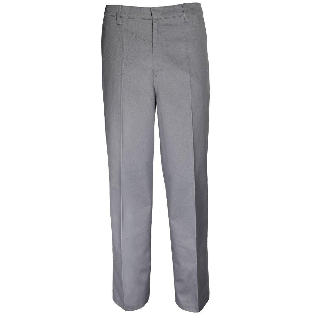 Pro5 Boys School Uniform Husky Fit Long Pants Black//Navy//Grey//Khaki 8~22