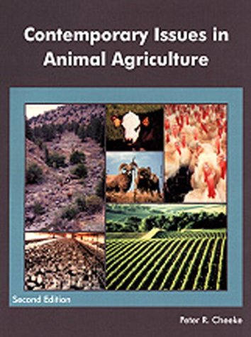 Contemporary Issues in Animal Agriculture (2nd Edition)