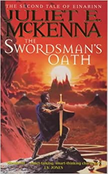 The Swordsman's Oath: Book Two: The Tales of Einarinn (Second Tale of Einarinn)