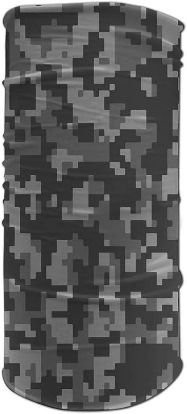 Tubular Neck Warmer /& Snood Army Camouflage Biker Bandana Sports Head Wrap