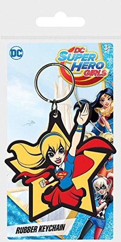cm 4 Girls 6 Super 1art1 Comics Supergirl X Hero Dc Llavero qzvXT