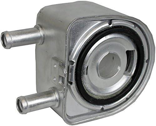 BEHR HELLA SERVICE 8MO 376 783-791 Radiador de aceite, aceite motor