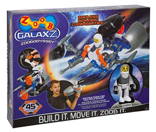 ZOOB Galax-Z ZOOBodyssey